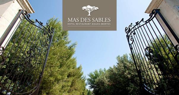 Hôtel-restaurant-Mas-des-sables-aigues-mortes